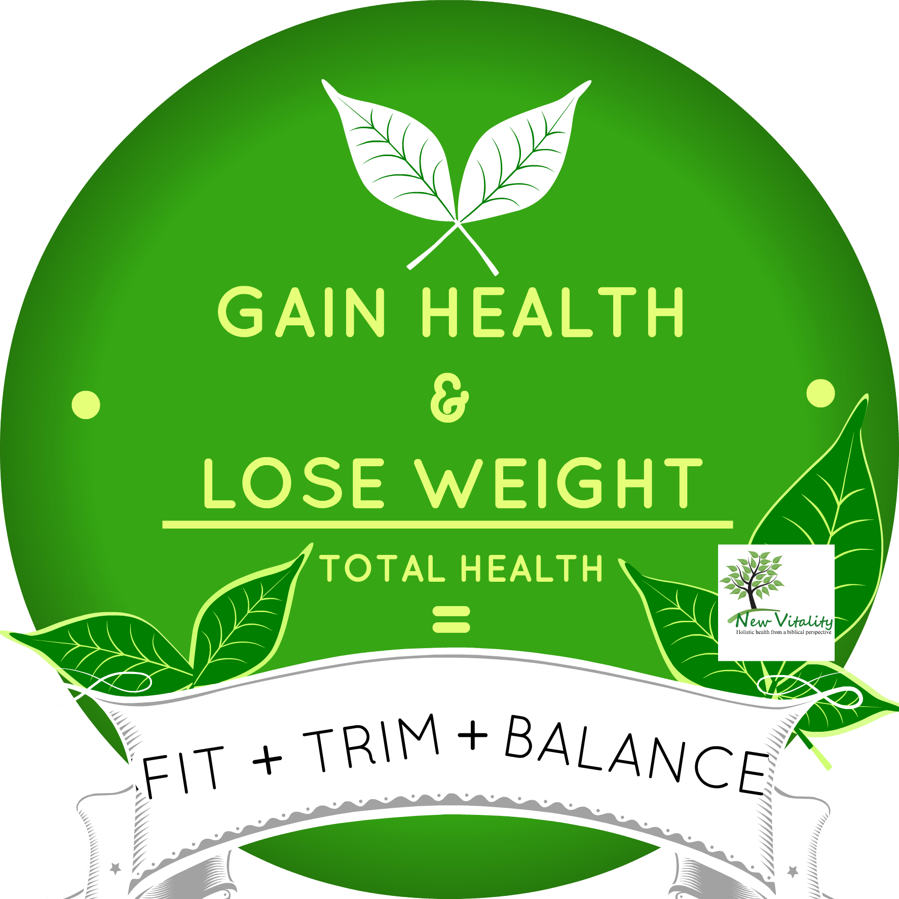 GAIN HEALTH LOSE WEIGHT3