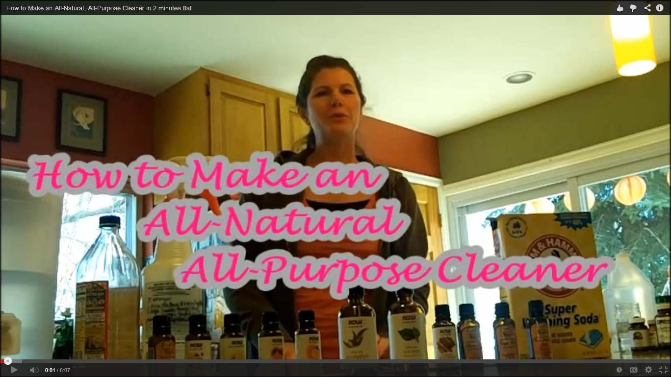 All Purpose Cleaner Demo thumbnail