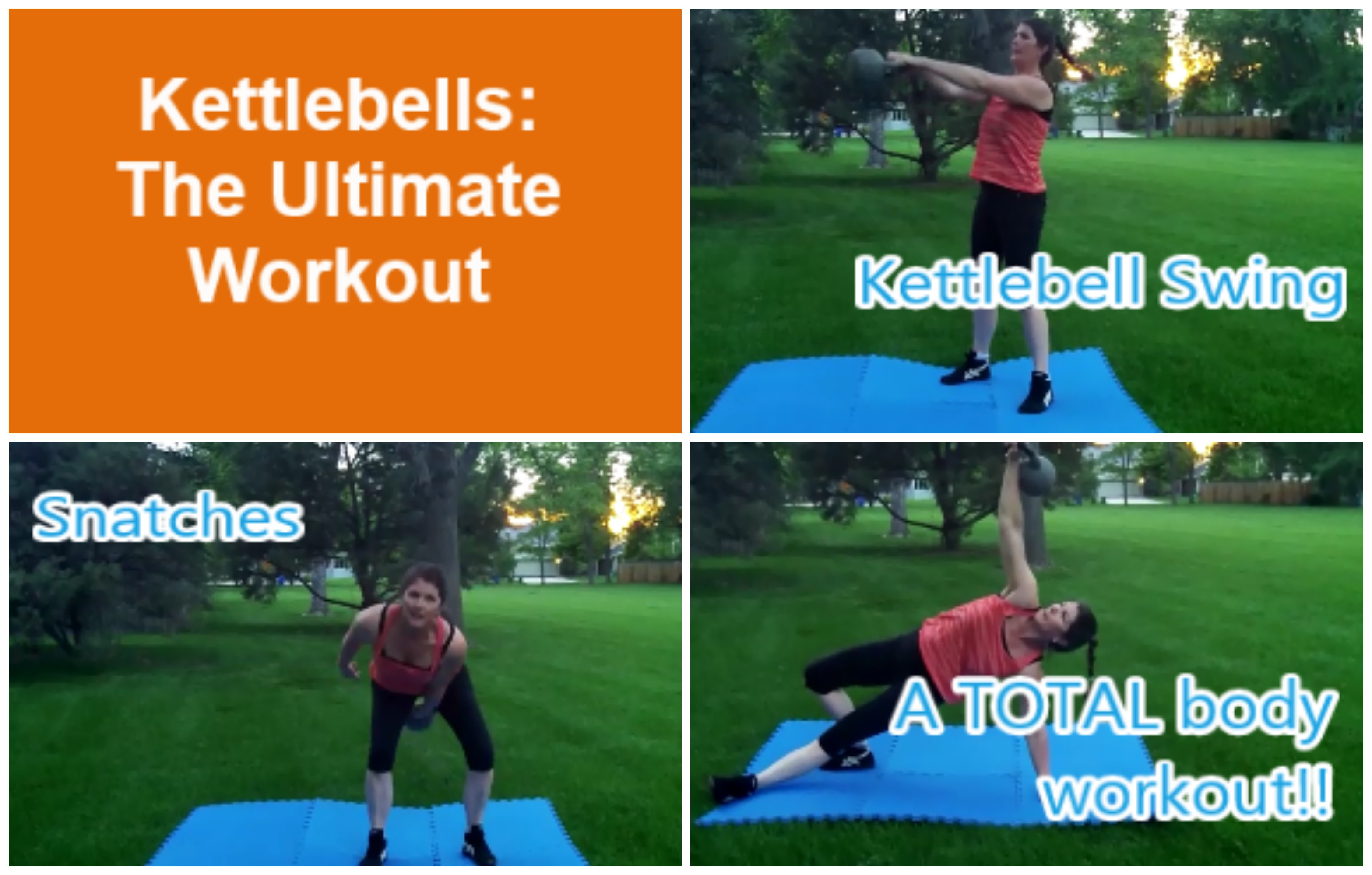 Kettlebells Ultimate Workout