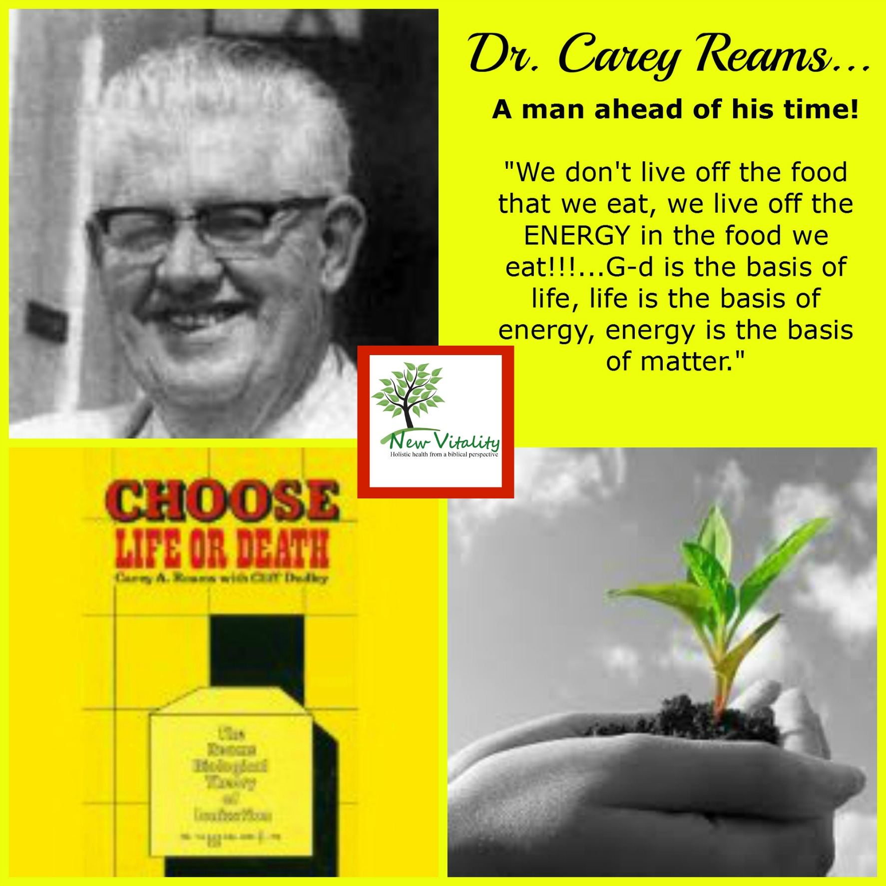 Dr. Carey Reams