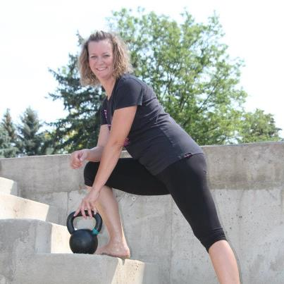 elisa hansen, hard style kettle bell instructor, loveland