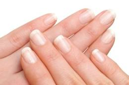 Chinese Nail Analysis-- healthy nails