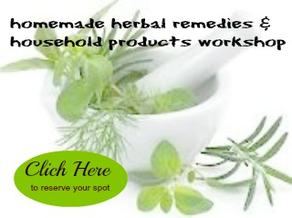Homemade Remedies Worshop